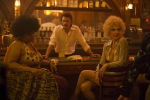 The Deuce Pernell Walker, James Franco, Maggie Gyllenhaal Season 1 HBO