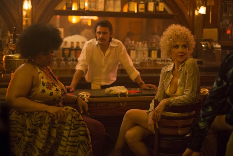 The Deuce Pernell Walker, James Franco, Maggie Gyllenhaal Season 1 HBO
