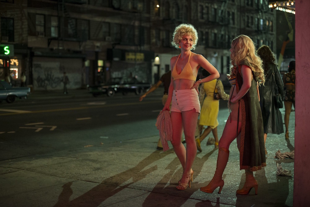 The Deuce Maggie Gyllenhaal Season 1 HBO