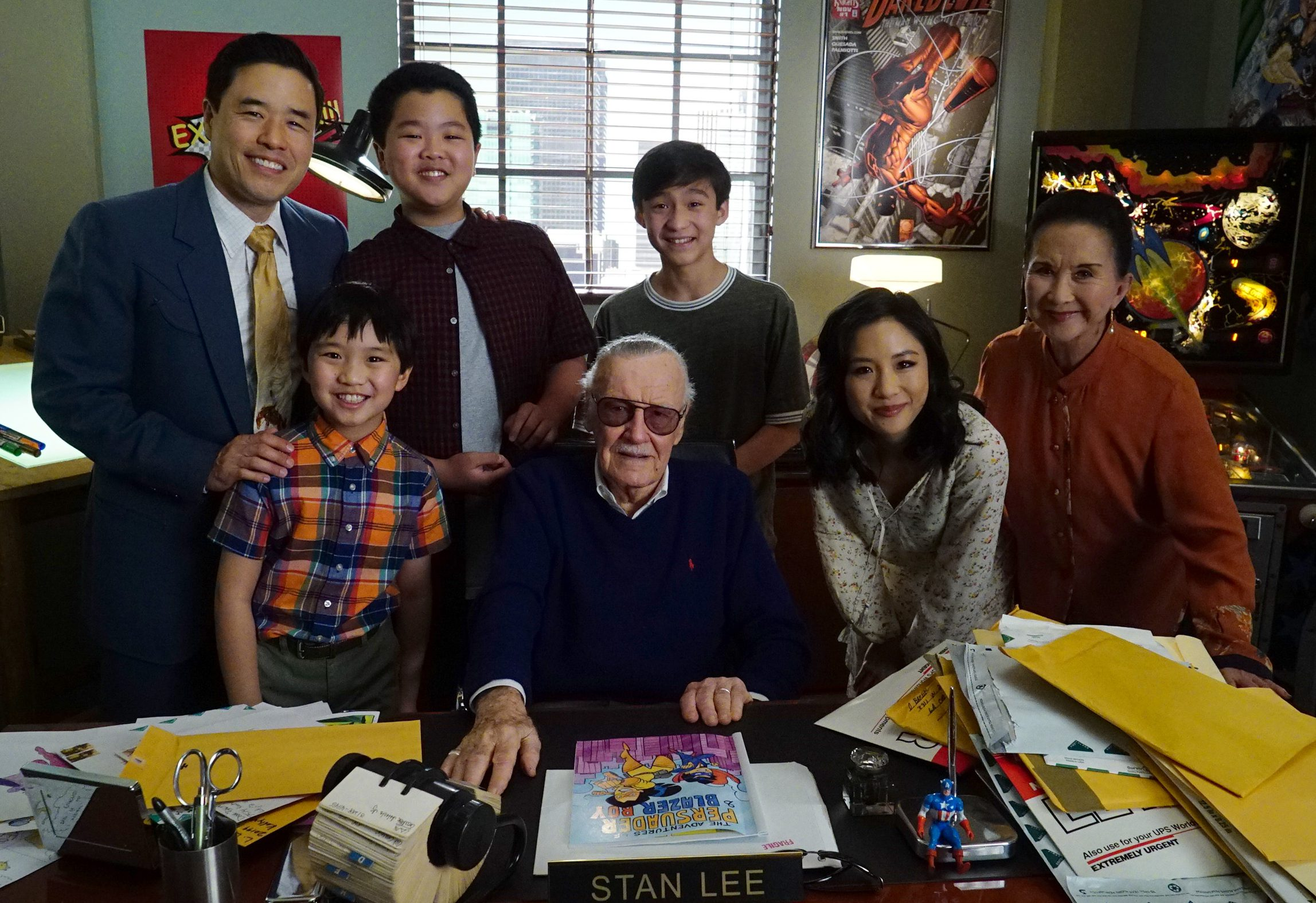 Stan Lee on Fresh Off The Boat and 4 More Shows To Watch ...
