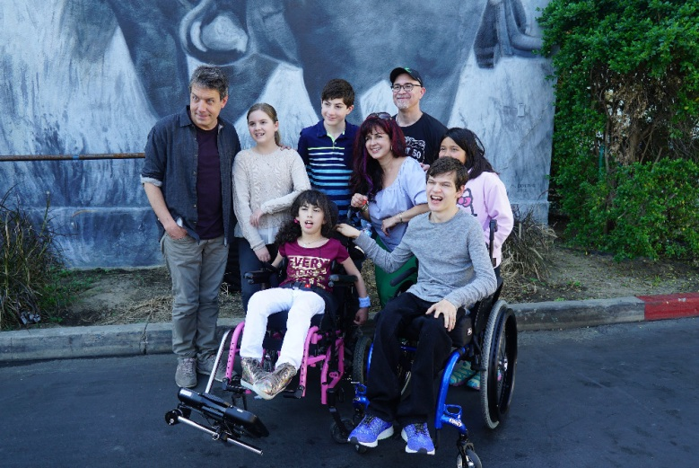 "SPEECHLESS - ""C-A--CAMP"" - As the family readies for their flight to JJ's camp, Maya gets a surprise at the airport. Ray sees the summer as an opportunity to reinvent himself while Jimmy and Dylan turn the trip to camp into a father/daughter bonding moment, on the season finale of ""Speechless,"" WEDNESDAY, MAY 17 (8:30-9:00 p.m. EDT), on The ABC Television Network. (ABC/Richard Cartwright)JOHN ROSS BOWIE, KYLA KENEDY, MASON COOK, MICAH FOWLER"