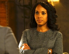 "Kerry Washington, ""Scandal"""