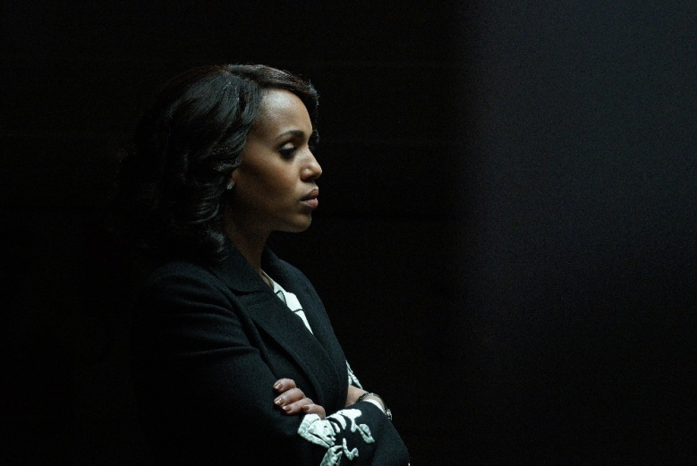 "SCANDAL - ""Tick Tock"" - As the clock ticks down to the inauguration of the first female President of the United States, Olivia takes a big risk to ensure Mellie's safety, on ""Scandal,"" airing THURSDAY, MAY 18 (9:01-10:00 p.m. EDT), on The ABC Television Network. (ABC/Richard Cartwright)KERRY WASHINGTON"