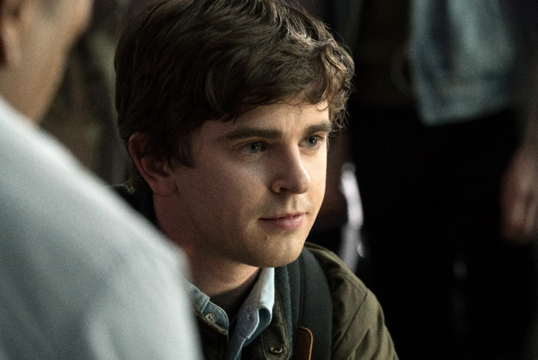 "THE GOOD DOCTOR - ""Pilot"" - Shaun Murphy (Freddie Highmore, ""Bates Motel""), a young surgeon with autism and savant syndrome, relocates from a quiet country life to join a prestigious hospital's surgical unit. Alone in the world and unable to personally connect with those around him, Shaun uses his extraordinary medical gifts to save lives and challenge the skepticism of his colleagues. (ABC/Liane Hentscher)FREDDIE HIGHMORE"