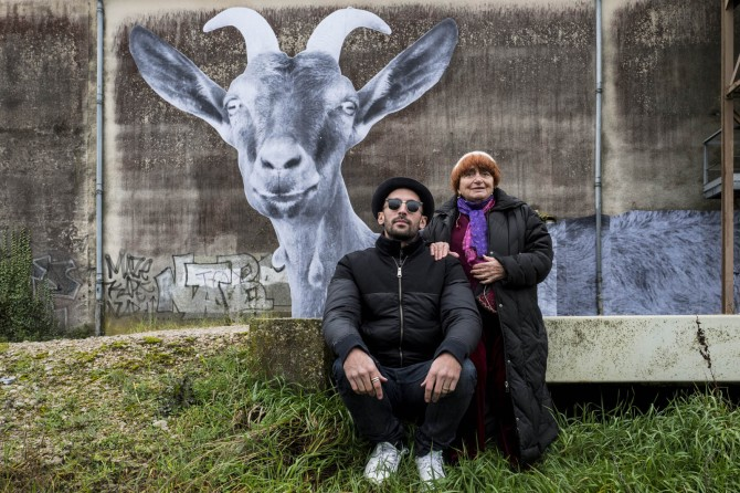 Agnes Varda Faces Places