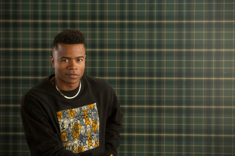 Dear White People Season 1 Episode 5 Marque Richardson