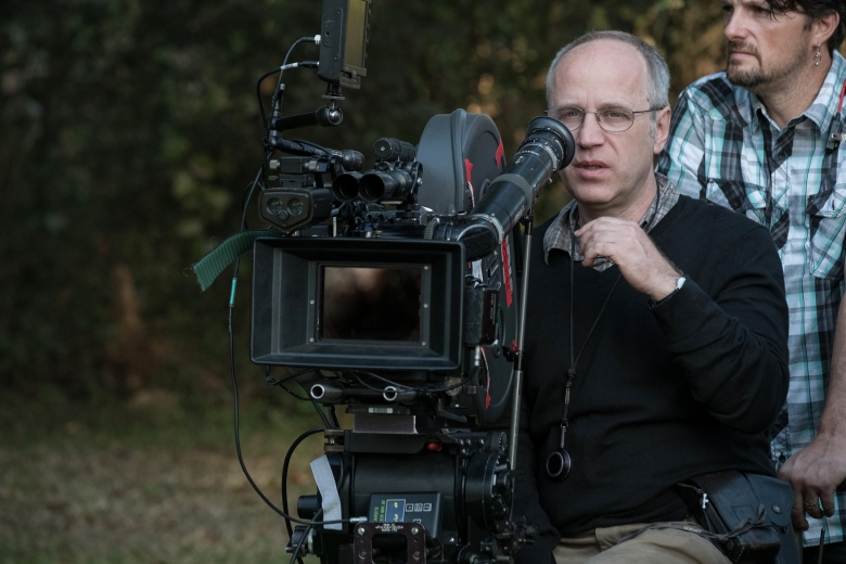 "DP Philippe Le Sourd on the set of ""The Beguiled"""