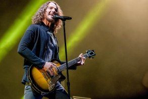 Soundgarden - Chris Cornell'Welcome to Rockville' Festival at Metropolitan Park, Jacksonville, USA - 29 Apr 2017