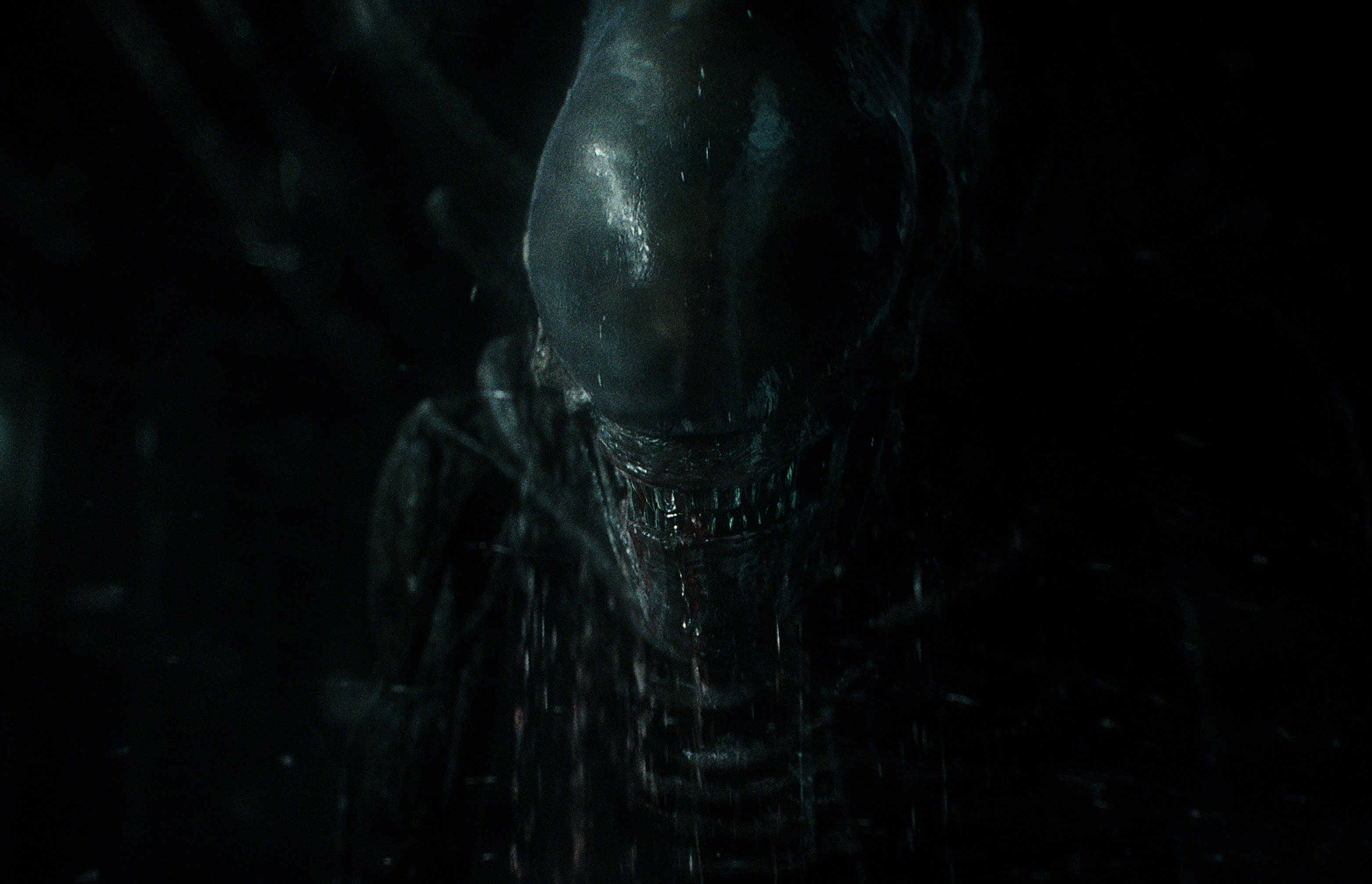 Alien Covenant How Vfx Team Engineered Xenomorphs And