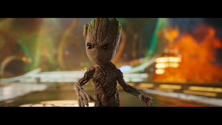 Guardians of the Galaxy Vol  2': How VFX Made Baby Groot Dance
