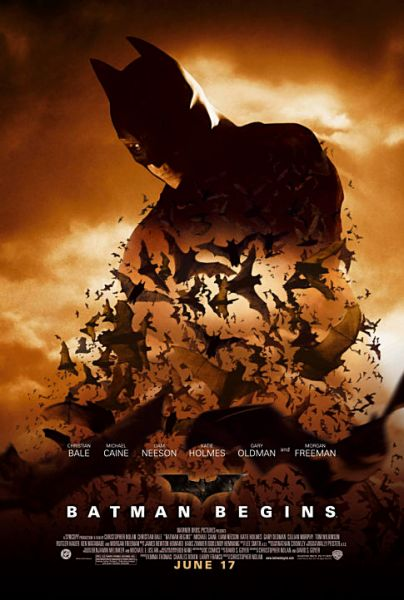 """Batman Begins"" (2005)"