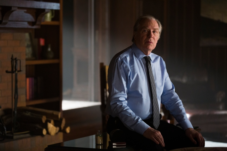 Michael McKean as Chuck McGill - Better Call Saul _ Season 3, Episode 5 - Photo Credit: Michele K. Short/AMC/Sony Pictures Television