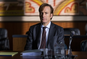 Bob Odenkirk as Jimmy McGill - Better Call Saul _ Season 3, Episode 5 - Photo Credit: Michele K. Short/AMC/Sony Pictures Television