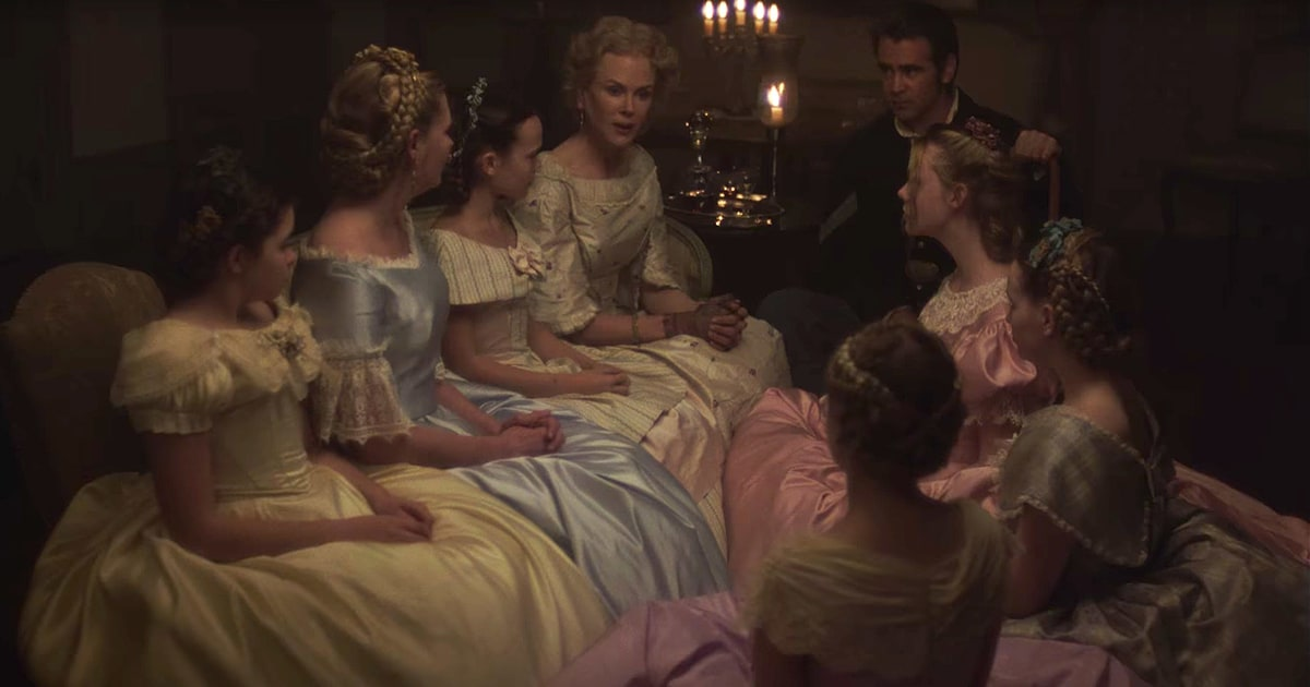 Sofia Coppola nicole kidman the beguiled