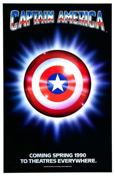 """""""Captain America"""" (1990)"""