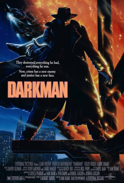 """""""Darkman"""" (1990)"""