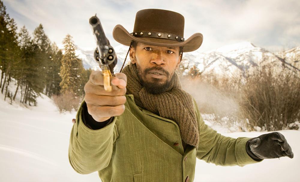 Quentin Tarantino Directed 'Django' Like A 'Tyrant,' Cursed At Jamie Foxx During Rehearsal — Watch
