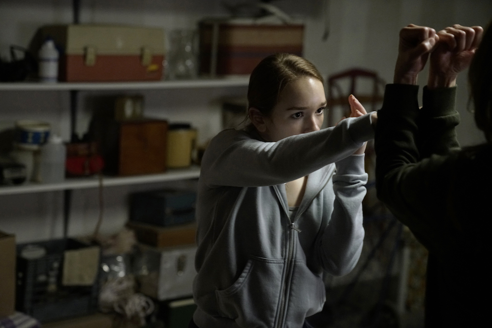 """THE AMERICANS -- """"The Soviet Division"""" -- Season 5, Episode 13 (Airs Tuesday, May 30, 10:00 pm/ep) -- Pictured: Holly Taylor as Paige Jennings. CR: Patrick Harbron/FX"""