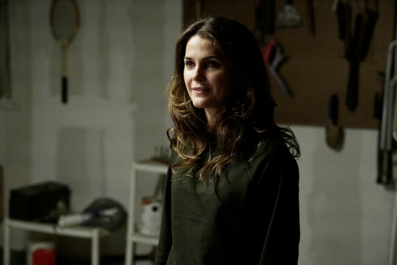 "THE AMERICANS -- ""The Soviet Division"" -- Season 5, Episode 13 (Airs Tuesday, May 30, 10:00 pm/ep) -- Pictured: Keri Russell as Elizabeth Jennings. CR: Patrick Harbron/FX"