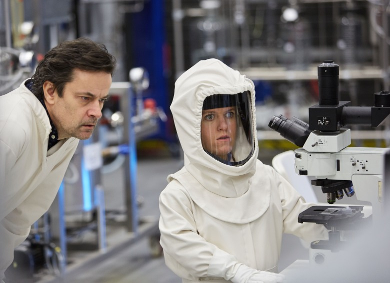 "Tony Gardner and Rachel Denning, ""Doctor Who"""