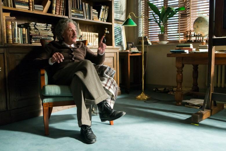 """Geoffrey Rush, """"Genius"""""""