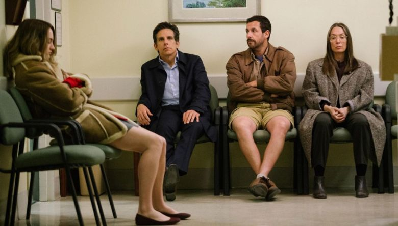 The Meyerowitz Stories Noah Baumbach