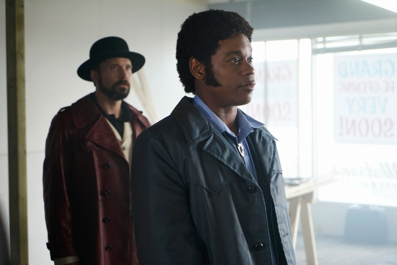 "Brad Mann and Bokeem Woodbine, ""Fargo"""