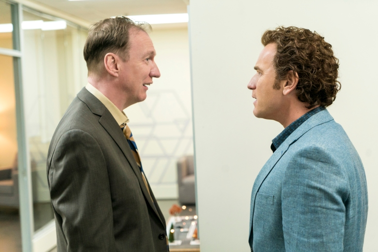 "FARGO -- ""The House of Special Purpose"" – Year 3, Episode 5 (Airs May 17, 10:00 pm e/p) Pictured (l-r): David Thewlis as V.M. Varga, Ewan McGregor as Emmit Stussy. CR: Chris Large/FX"