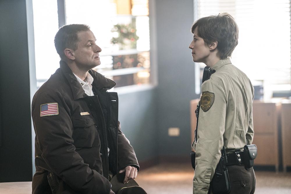 Fargo Season 3 Episode 5 Shea Whigham Carrie Coon