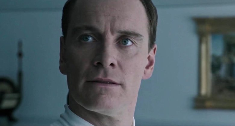 "Michael Fassbender, ""Alien Covenant"""