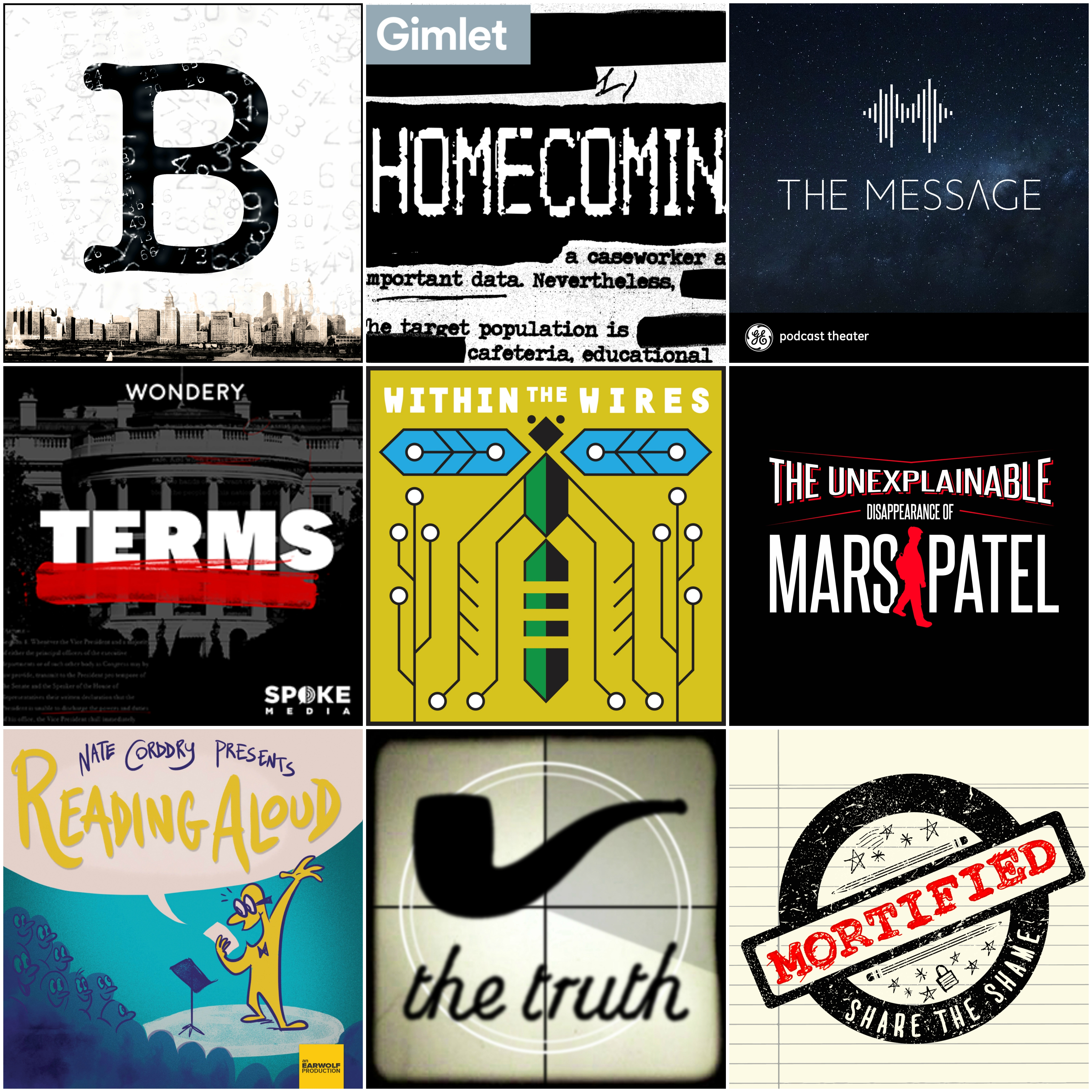 Best Fiction Podcasts 2020 Best Fiction Podcasts: Homecoming, The Truth, The Message and More