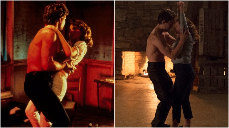 Dirty dancing Fireside Dance