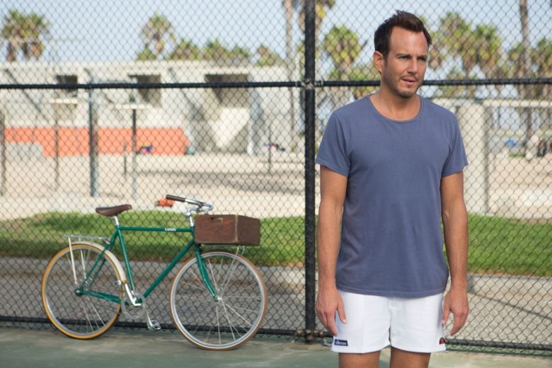 "Will Arnett, ""Flaked"""