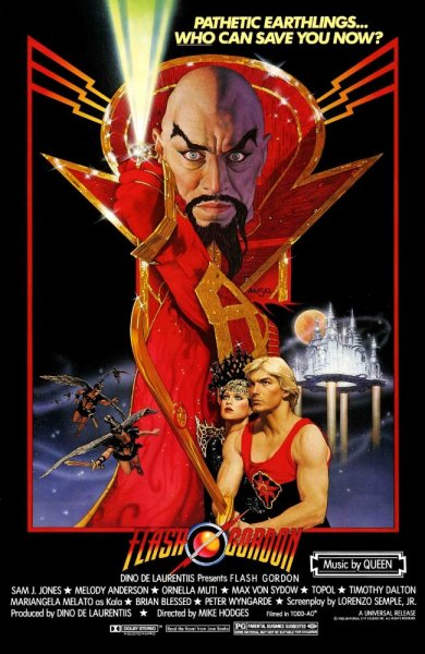 """Flash Gordon"" (1980)"