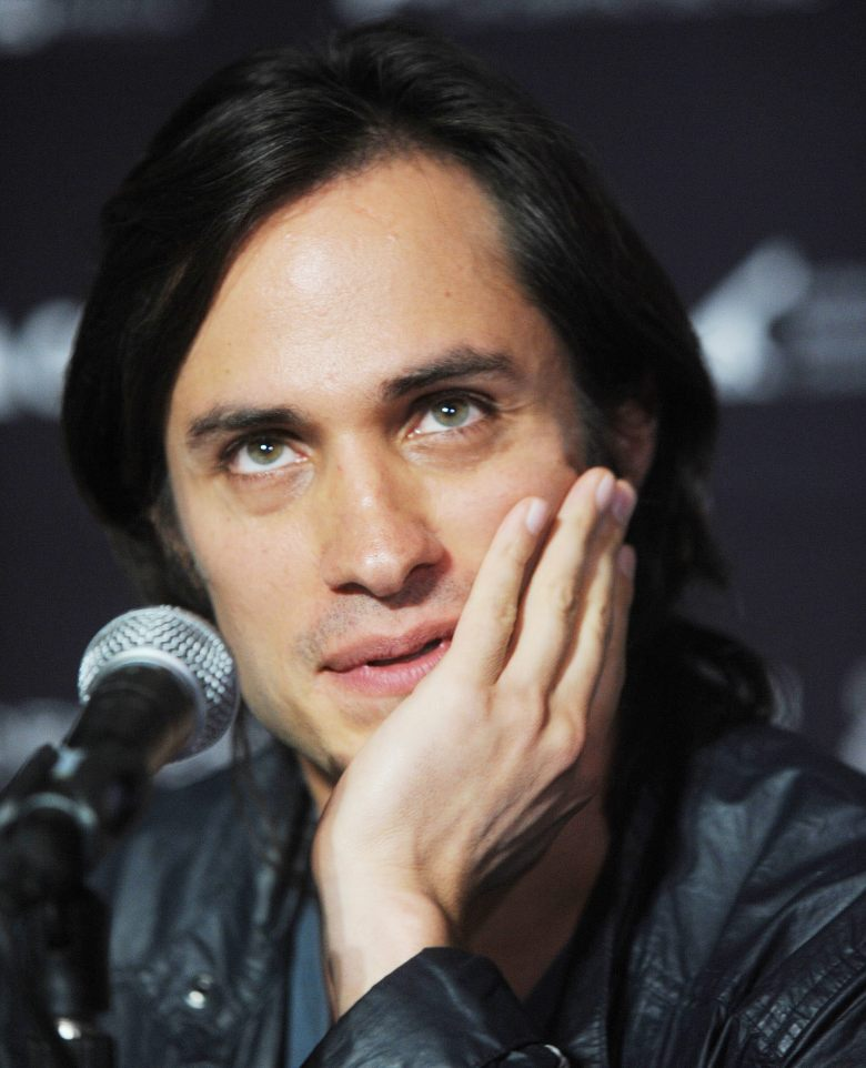 Mexican Actor Gael Garcia Bernal Participates in a Press Conference in Mexico City Along with His Colleague and Compatriot Diego Luna on 09 February 2011 the Mexican Filmmakers Present the Sixth Edition of 'Ambulante' Documentary Film Festival Tour Which Despite Financial Difficulties Has Gathered in Its Latest Edition a Total of Almost 70 000 Spectators Mexico Mexico CityMexico Cinema - Feb 2011