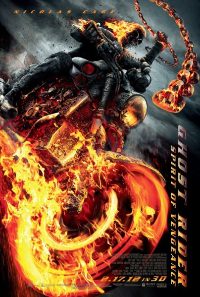 """Ghost Rider: Spirit of Vengeance"" (2011)"