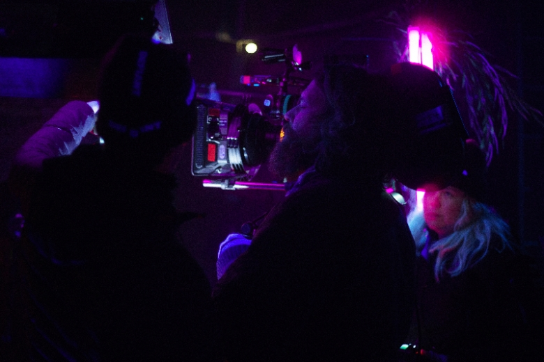"Sean Price Williams shooting ""Good Time"""
