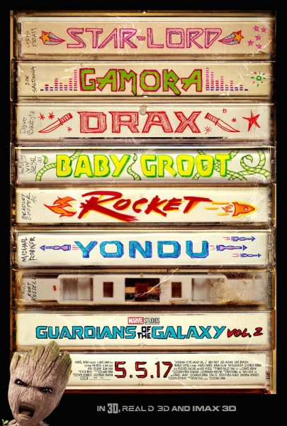 """Guardians of the Galaxy Vol. 2"" (2017)"