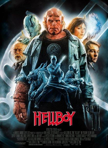 """""""Hellboy"""" (2004)"""