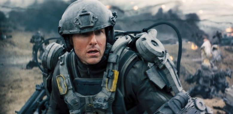 """Edge of Tomorrow"""
