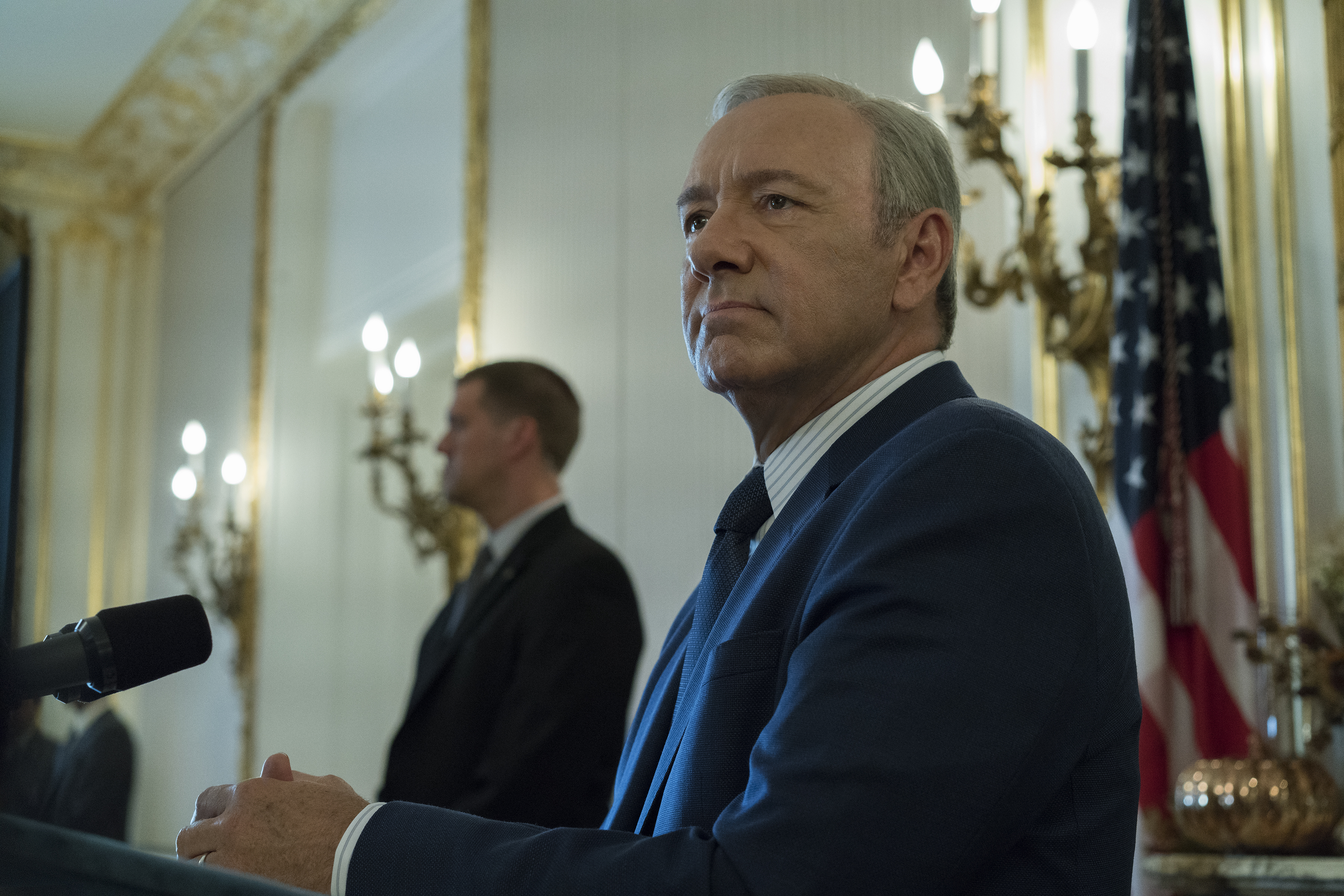 Maryland shooting puts 'House of Cards' set on lockdown