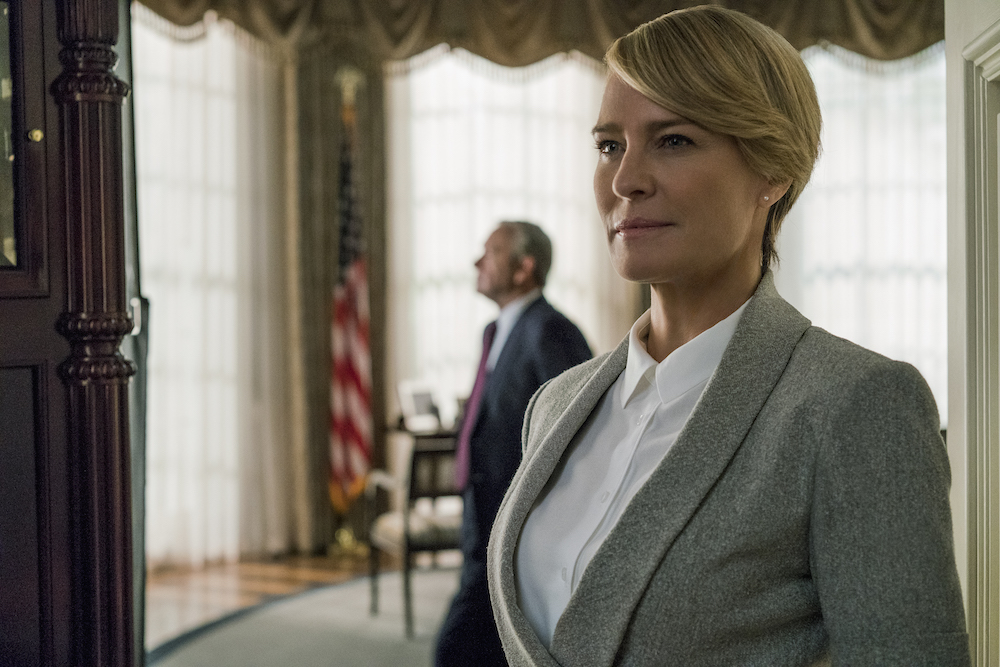 House Of Cards Season 5 Robin Wright