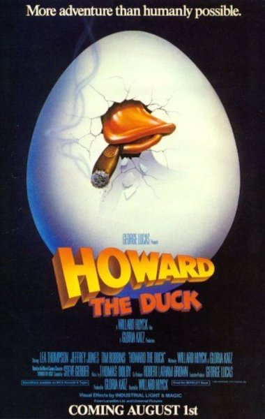 """Howard the Duck"" (1986)"