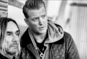 Iggy Pop and Josh Homme, american valhalla trailer