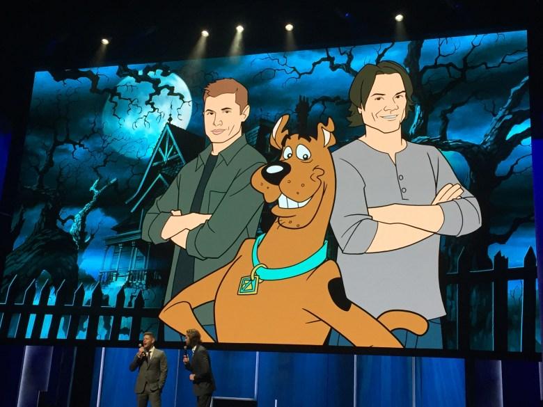 Supernatural Scooby Doo Crossover Impala Vs The Mystery