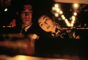 In the Mood for Love (2000 Hong Kong) aka Fa yeung nin waDirected by WONG Kar WaiShown: Tony LEUNG Chiu Wai (as Mr. CHOW), Maggie CHEUNG (as Mrs. CHAN)