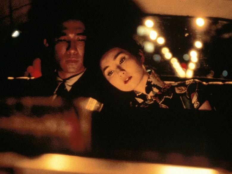 In the Mood for Love (2000 Hong Kong) aka Fa yeung nin waDirected by WONG Kar WaiShown: Tony LEUNG Chiu Wai (as Mr. CHOW), Maggie CHEUNG (as Mrs. CHAN)