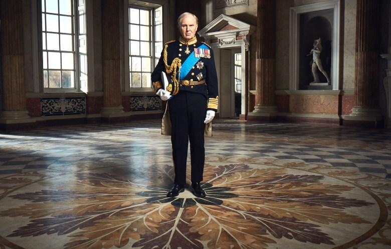 "Tim Pigott-Smith, ""King Charles III"""