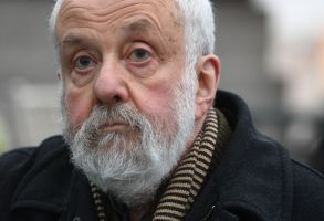 Mike Leigh'The Salesman' screening in London, United Kingdom - 26 Feb 2017British film director Mike Leigh attends the screening of the Oscar-nominated film 'the Salesman' directed by Iranian filmmaker, Asghar Farhadi in Traflagar Square in London, Britain, 26 February 2017. The film director Asghar Farhadi announced he will not attend for the Oscar ceremony on 26 february in Los Angeles, following US President?s Donald J.Trump executive order banning travel to the United States from seven Muslim-majority countries.