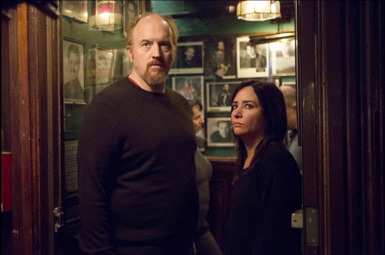 "Louis C.K. and Pamela Adlon, ""Louie"""